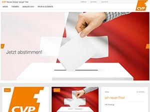 CVP WP Theme WordPress theme