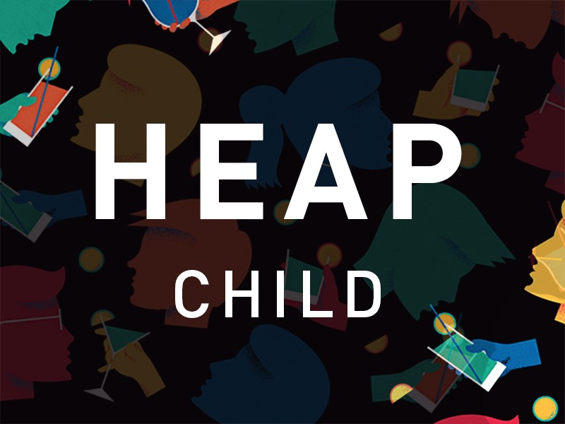Heap Child WordPress blog template