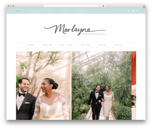 Free WordPress Responsive Videos by Angie Makes plugin - marlaynaphotography.com