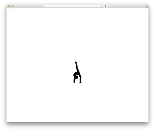 Salient fitness WordPress theme - mscarolsgymkids.com