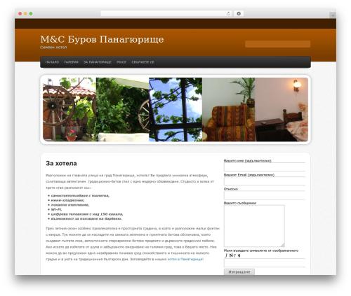 Template WordPress Helios - msburov.com