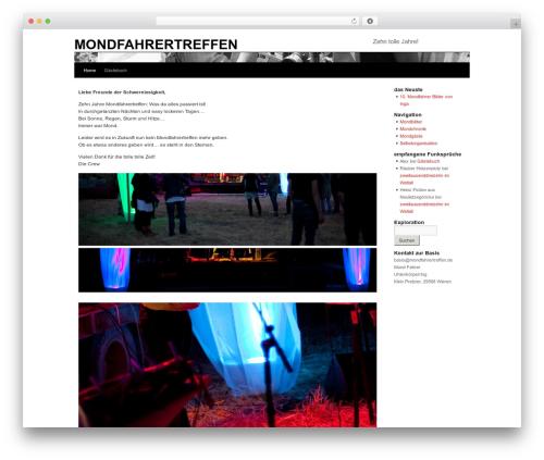 Twenty Ten theme free download - mondfahrertreffen.de