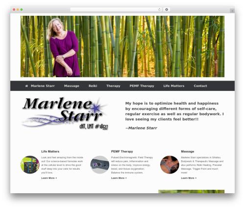 Free WordPress Full Background Manager plugin - marlenestarr.com
