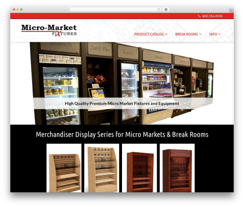 VFS WordPress theme - micro-marketfixtures.com