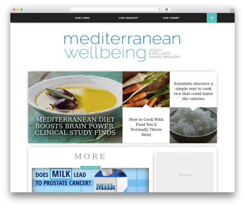 WordPress menufication plugin - mediterraneanwellbeing.com