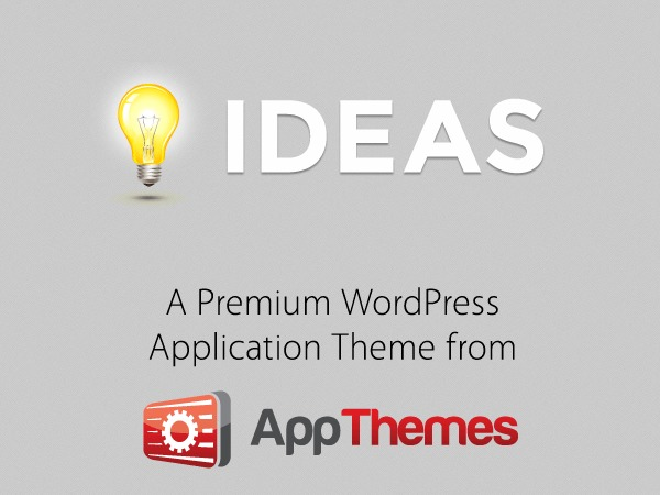 Ideas theme WordPress