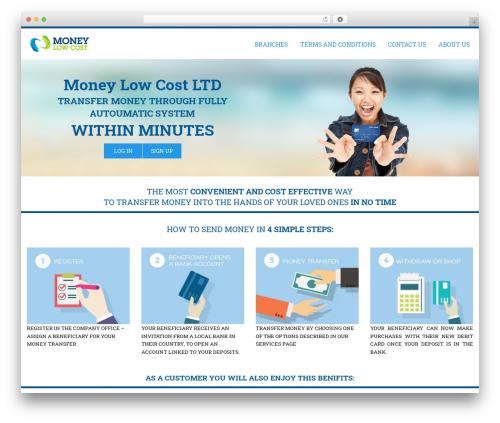 JointsWP - Sass WP theme - moneylowcost.com