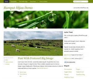 myClimbs WordPress photo theme
