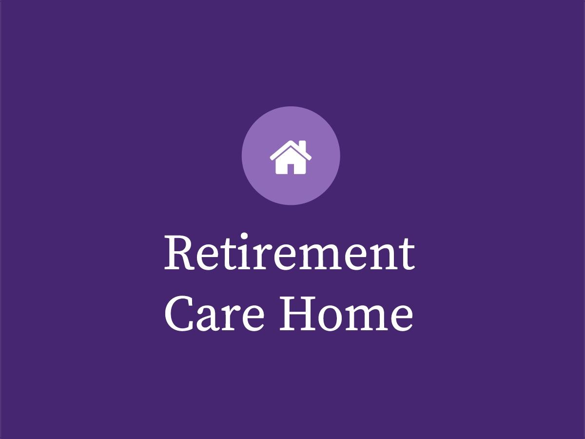 Retirement WordPress theme design