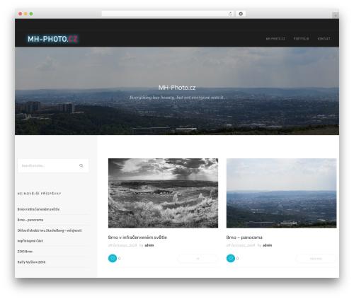 Free WordPress iPanorama 360 WordPress Virtual Tour Builder plugin - mh-photo.cz
