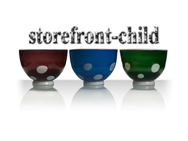 storefrontchild WordPress store theme
