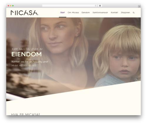 WordPress pum-scheduling plugin - micasa.no