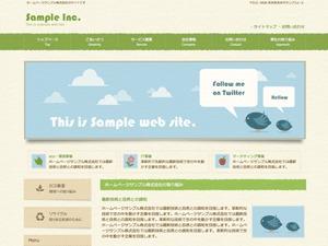 WordPress website template cloudtpl_146