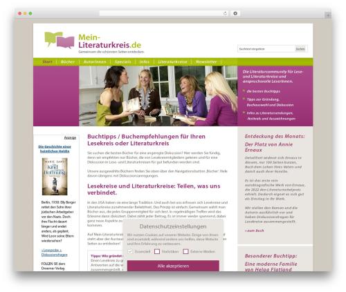 Free WordPress Amazon Product in a Post Plugin plugin - mein-literaturkreis.de