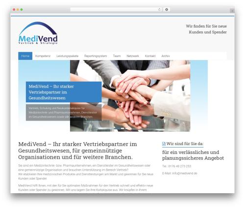 Free WordPress Cookie Notice for GDPR plugin - medivend.de