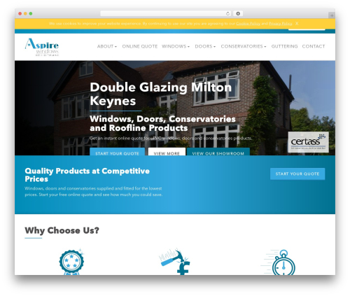 Free WordPress Contact Form 7 plugin - miltonkeynesdoubleglazing.co.uk