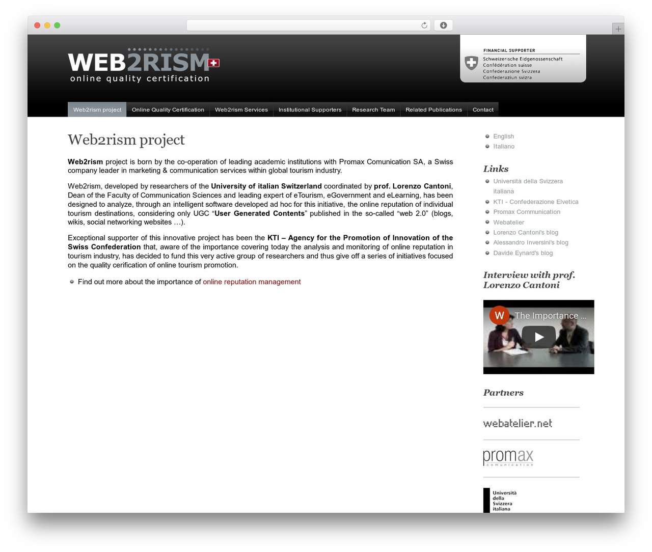 Best WordPress template Stardust - web2rism.org