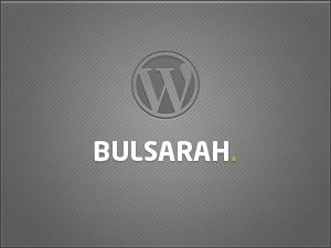 Bulsarah WP template