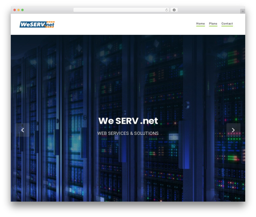 Businessx free website theme - weserv.net