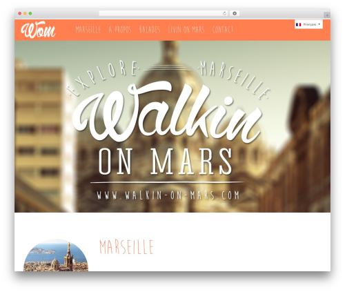 Free WordPress WooCommerce plugin - walkin-on-mars.fr