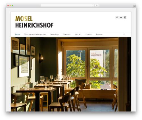 Catch Base WP theme - weingut-heinrichshof.de
