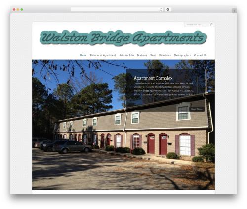 Free WordPress Drop Shadow Boxes plugin - walstonbridgeapts.com