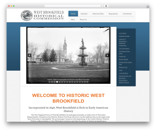 Free WordPress Print-O-Matic plugin - westbrookfield.org