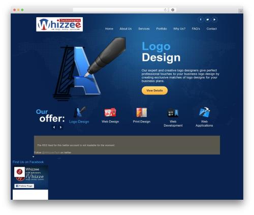 Free WordPress WordPress Picture / Portfolio / Media Gallery plugin - whizzee.com