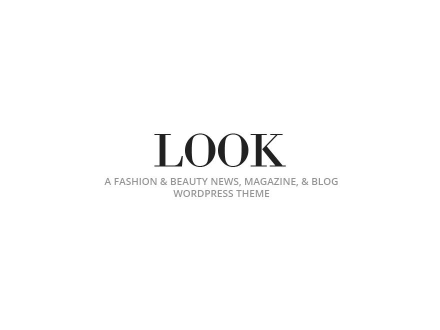 look newspaper WordPress theme
