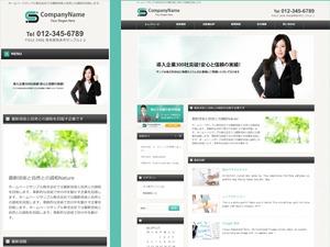responsive_051 WordPress theme