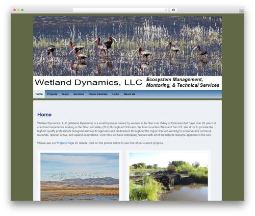 Free WordPress Jetpack by WordPress.com plugin - wetlanddynamics.com