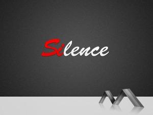 Silence WordPress theme image