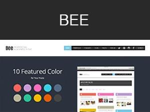 Template WordPress Bee