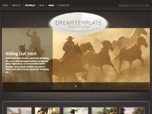 Template WordPress Heritage