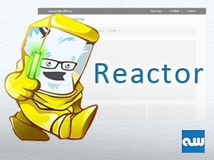 Template WordPress Reactor