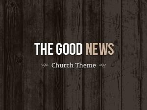 The Good News WP WordPress news template
