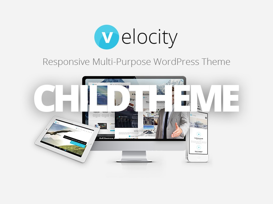Theme WordPress Velocity