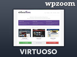 Virtuoso WordPress template