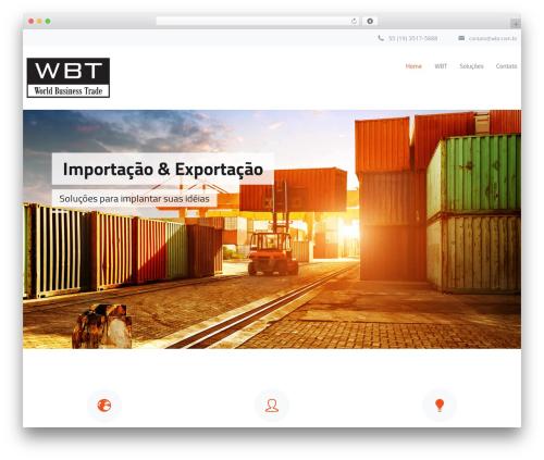 WordPress dnd-shortcodes plugin - wbt.com.br
