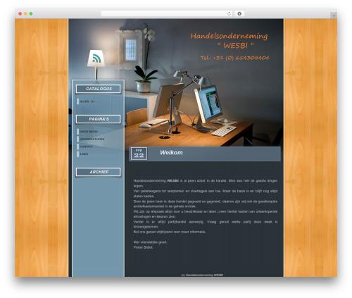 Free WordPress WordPress Hit Counter plugin - wesbi.nl