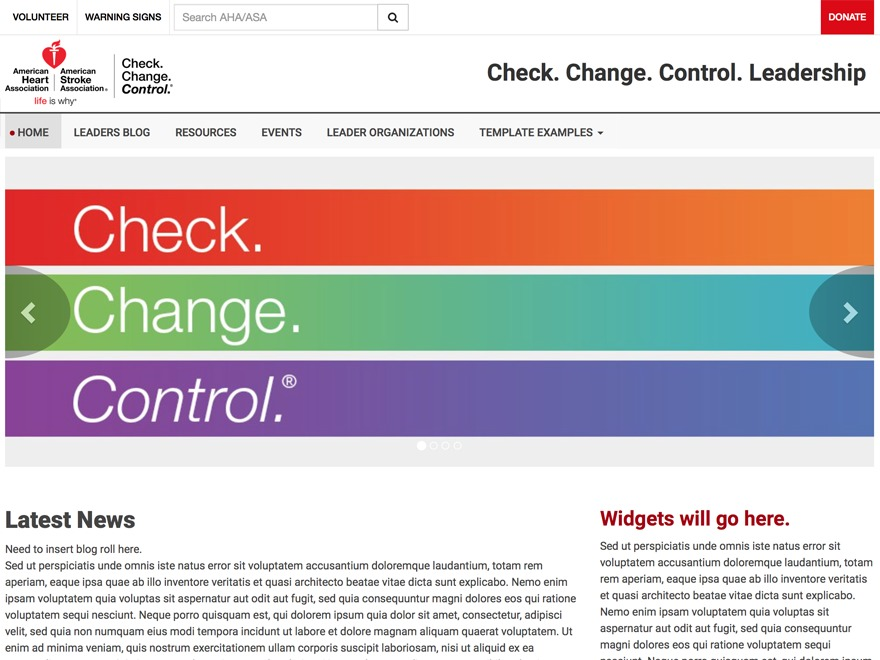 WP template Branded