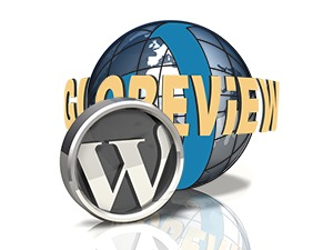 WP template globeview Child Theme