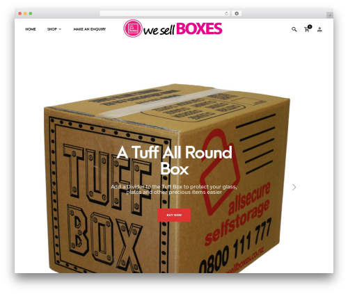 WP template Merchandiser - wesellboxes.co.nz