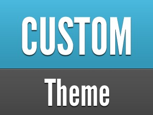 WP theme Custom Theme