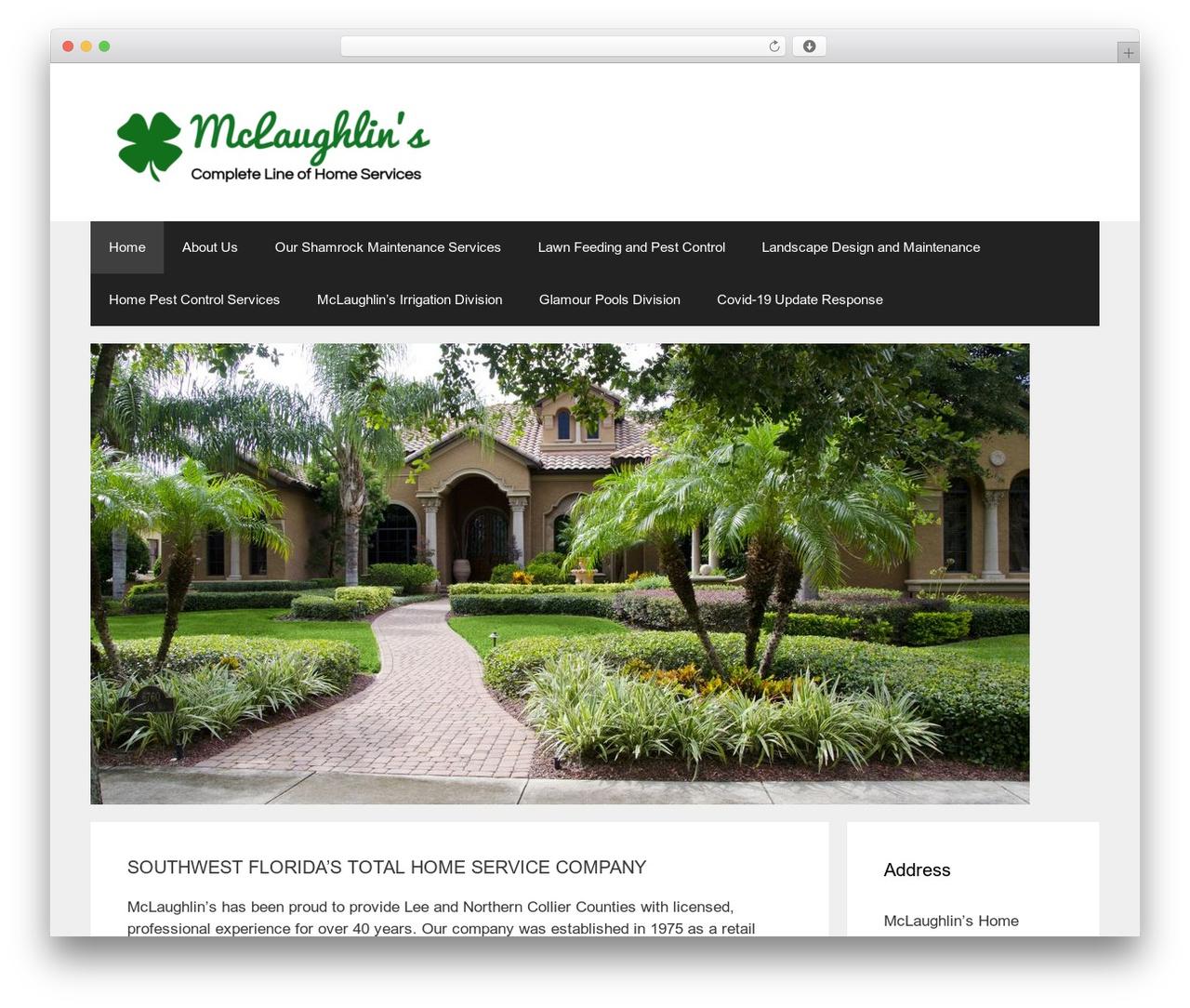 GeneratePress free website theme - mclaughlinhomeservice.com