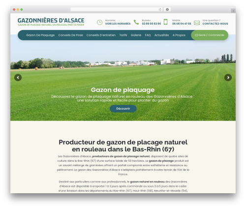 Khidir WP template - alsacegazon.com