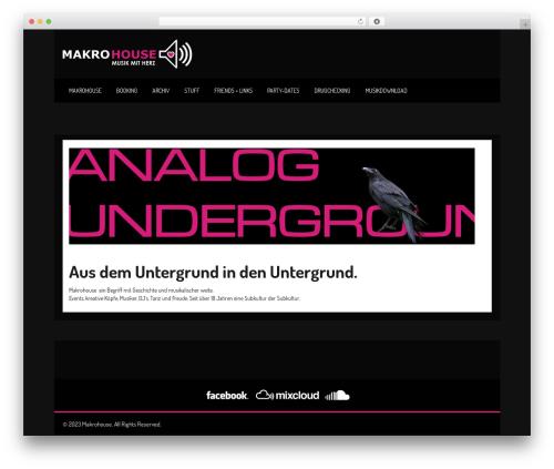 SoundWave (Shared on www.MafiaShare.net) WordPress theme - makrohouse.de