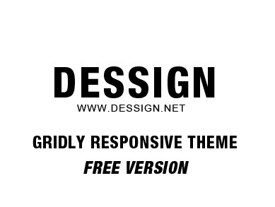 Theme WordPress Gridly Responsive Theme Free