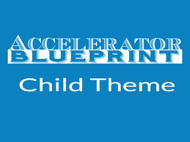 Blueprint Child Theme theme WordPress