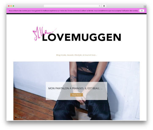 Free WordPress 3D Tag Cloud plugin - mlle-lovemuggen.com